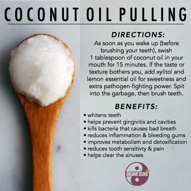 oil pulling..what is it?