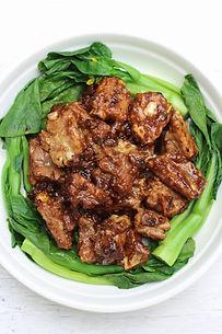Fermented Black Beans Pork Ribs - www.tmcooksyourelax.com