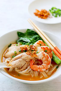 Ipoh Hor Fun With Chicken & Prawn.jpg