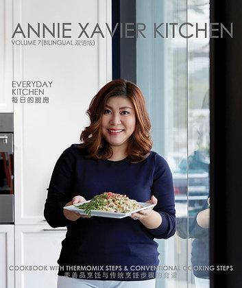 Annie Xavier Kitchen Volume 7