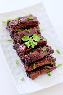 Asian Pork Ribs - Annie Xavier Kitchen Volume 5 - www.anniexavierkitchen.com