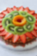 Fruit Pizza - tmcooksyourelax.com