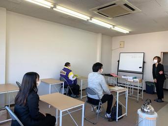 求職者支援訓練コース 八代校スタート!