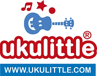 UKULITTLE LOGO +URL in Strap ALL IN ONE