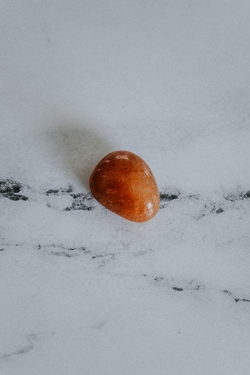 Tumbled Carnelian Stone