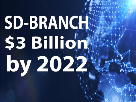 SD-Branch market expected to reach $3 billion by 2022