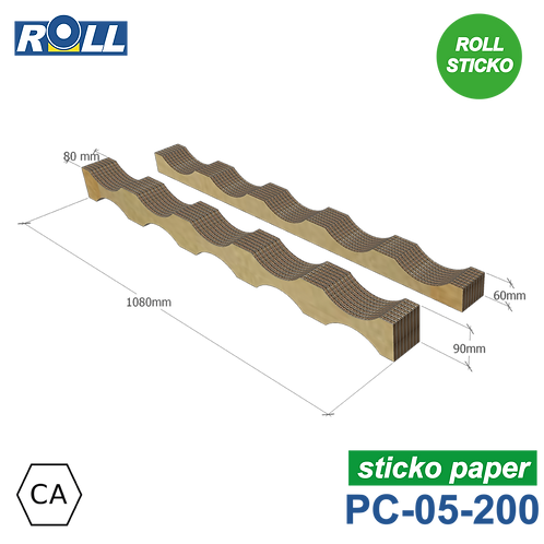 ROLL STICKO PC-05-200