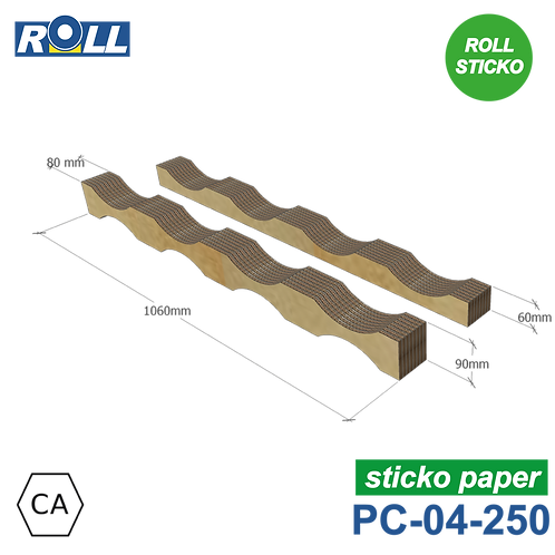 ROLL STICKO PC-04-250