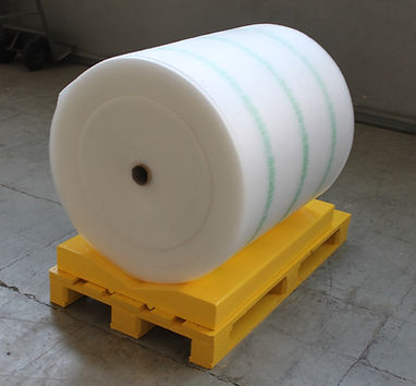 roll packaging custom roll pallet combo