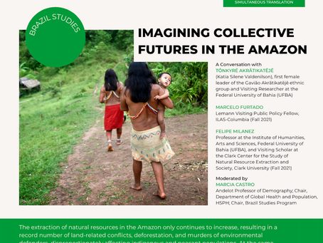 Imagining Collective Futures in the Amazon