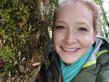 "Rachel Golden Kroner presents ""The impermanence of protected areas"""