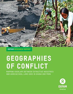 People engaging in extractive industry livelihood activities