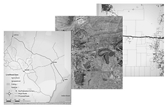 Maps and GIS layers from student research projects