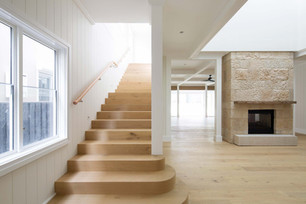 Elegant eastern suburbs staircase by Budget Stairs