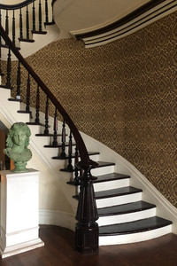 Victorian staircase design image