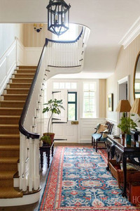 Edwardian staircase design image