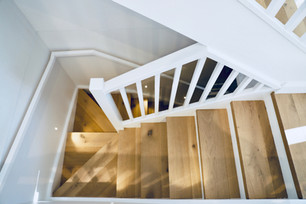 Timber stairs staircase budget stairs eastern suburbs