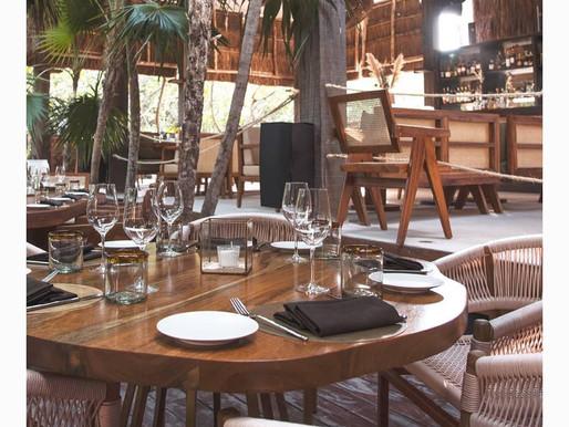 The Best Restaurants in Tulum.