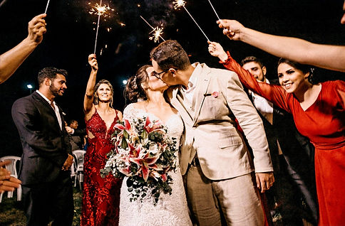 Cartagena Wedding Just Married