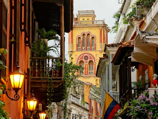 Discover Cartagena, Colombia.