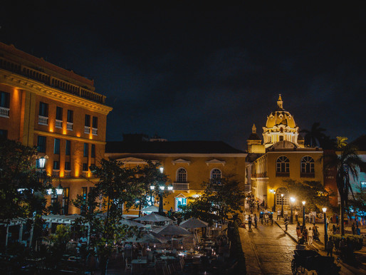 What to do for New Year's Eve in Cartagena
