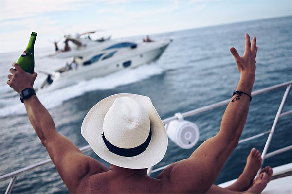 Bachelor Party Yacht
