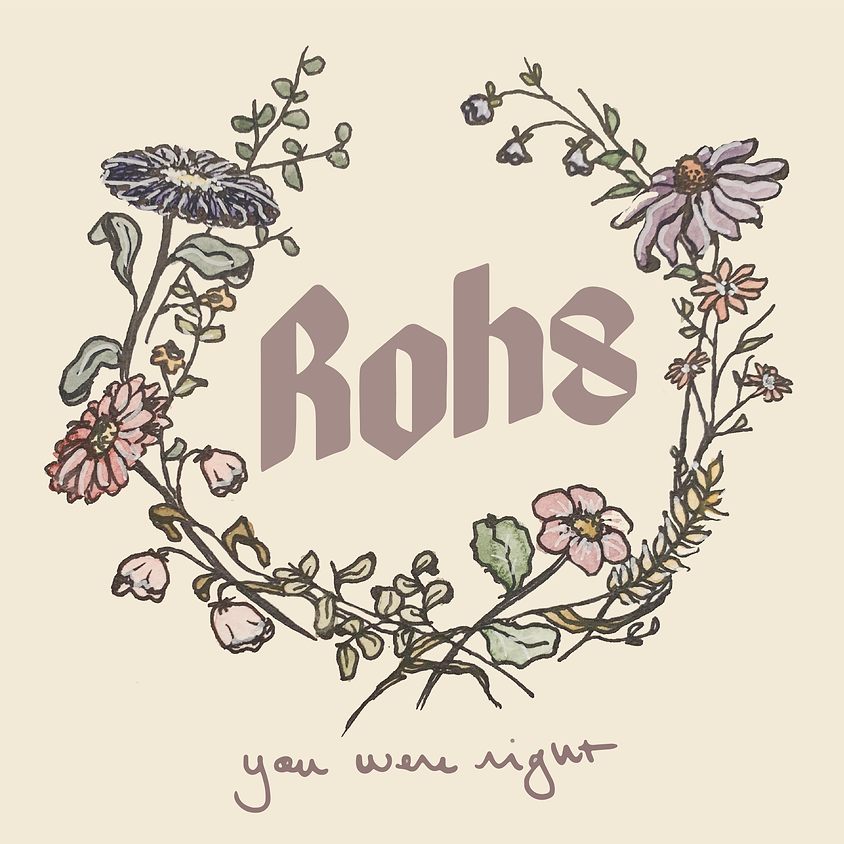Rohs (the Band) Album Release w/ guests