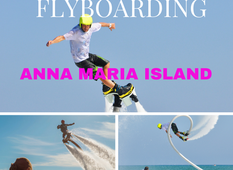 The Number 1 Adrenaline Pumping Water Sport on Anna Maria Island