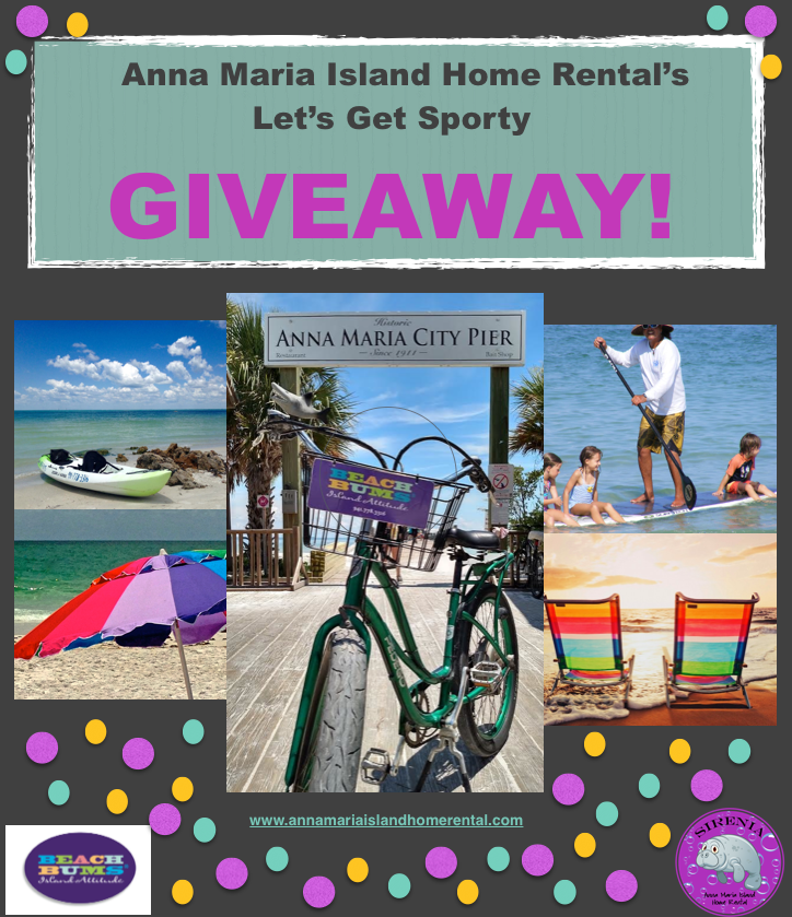Anna Maria Island Home Rental Giveaway
