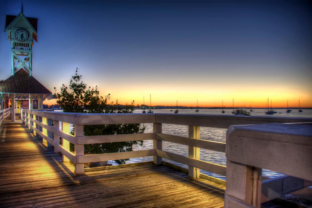 Bradenton Beach Bridge Street Pier, Anna Maria Island