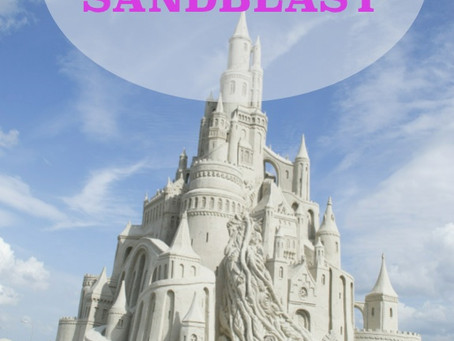 Sandblast ~ Sand Sculpture Exhibition