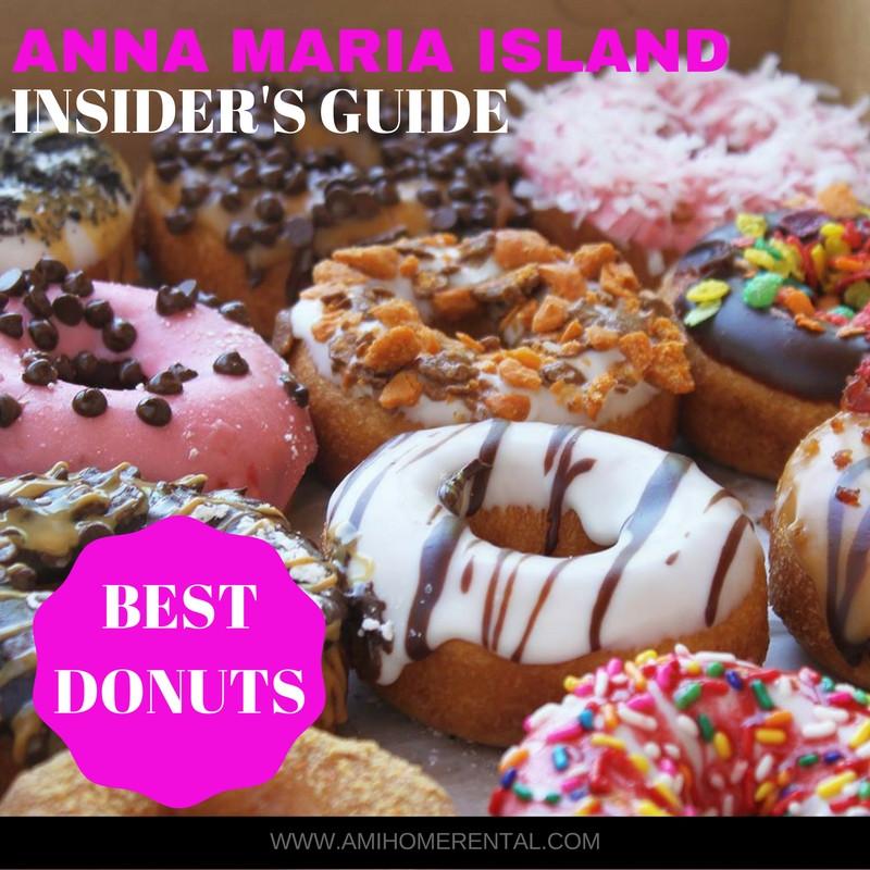 Top 10 Restaurants on Anna Maria Island, Florida - Best Donuts