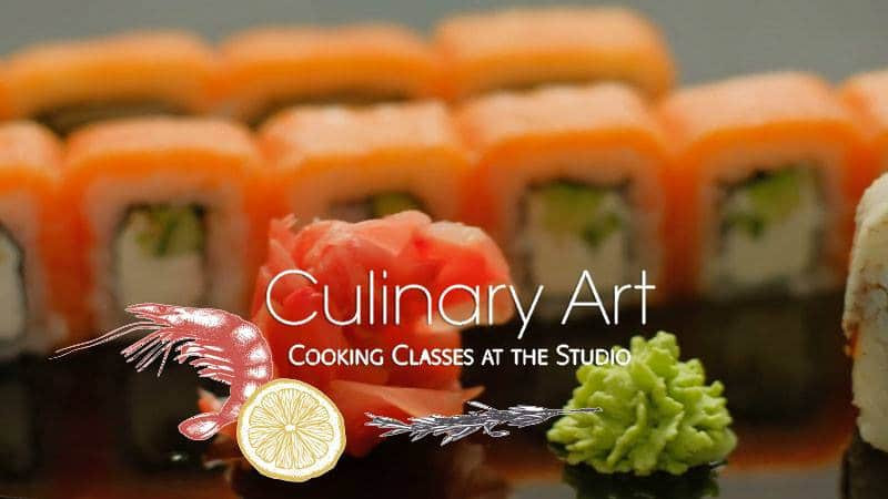Culinary Art Cooking Classes at the Studio on Pine Anna Maria Island, Florida