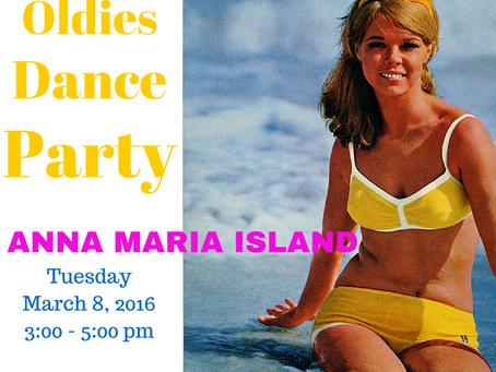Oldies Beach Dance - Anna Maria Island