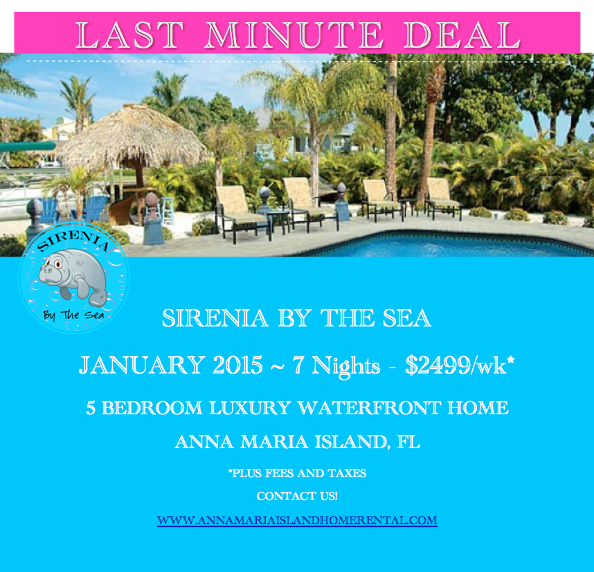 Last Minute Deal Sirenia by The Sea
