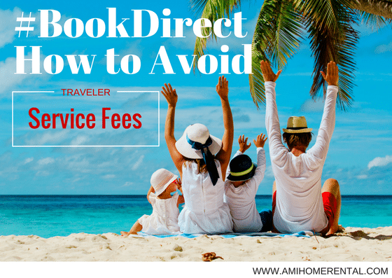 #BookDirect How to Avoid Online Traveler Service Fees