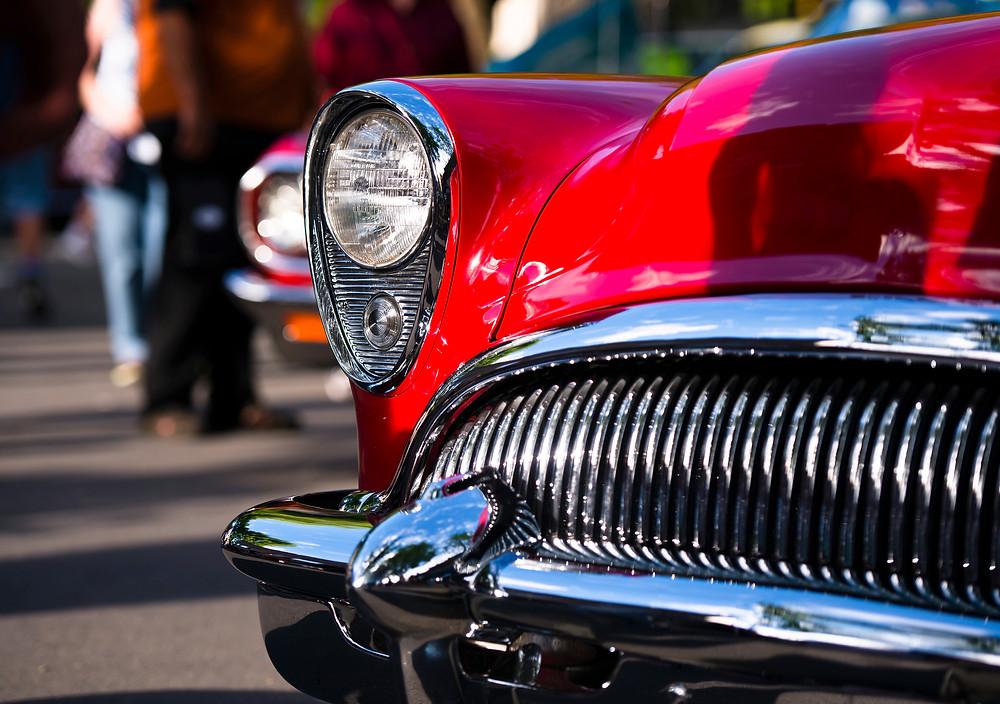Classic Car Show - Bayfest 2016