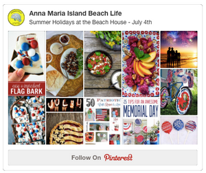Anna Maria Island, Florida Pinterest Summer Holiday Board