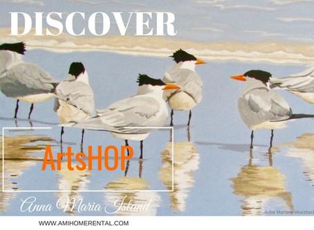 Discover ~ ArtsHOP 2016 on Anna Maria Island