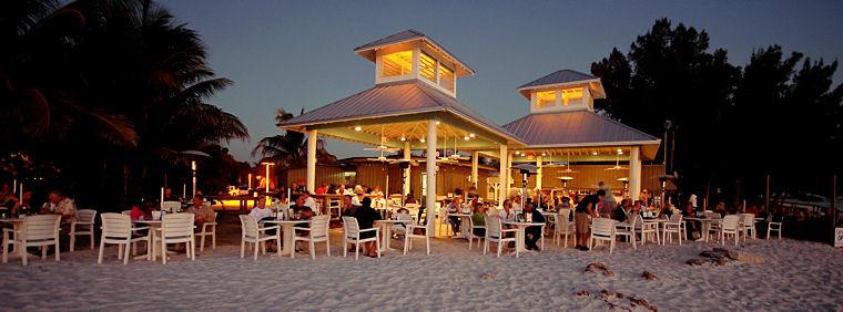 The Sandbar Restaurant - Anna Maria Island, Florida