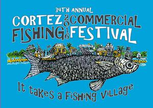 Cortez Fishing Festival Logo