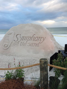 Symphony on the Sand - The Islander Newspaper Photo