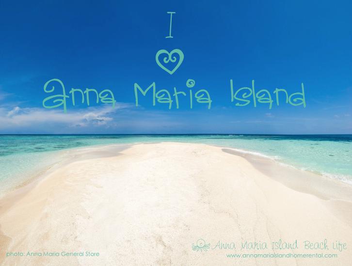 i love anna maria island