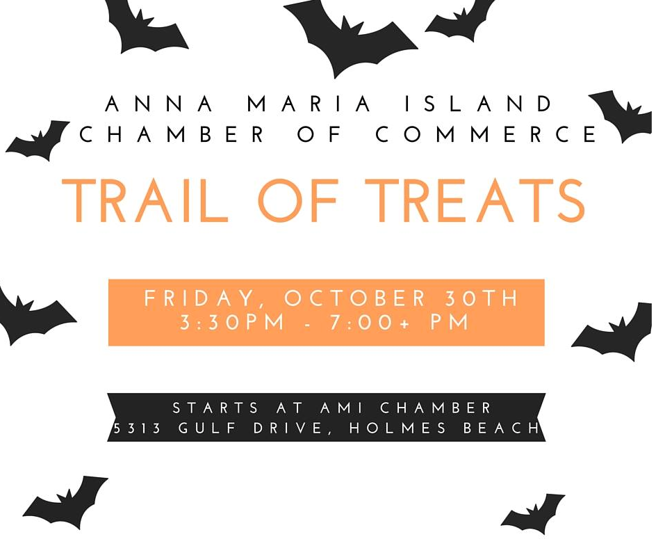 Trail of Treats 2015 - Anna Maria Island - Beach Life