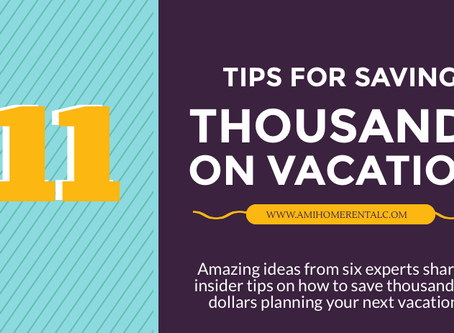 Tips to Save You Thousands on Vacation