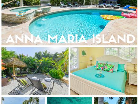 Anna Maria Island, Florida - Short-term Rentals Re-Open COVID 19 - Phase 3