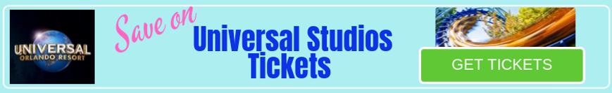 Buy Discounted Universal Studios Tickets