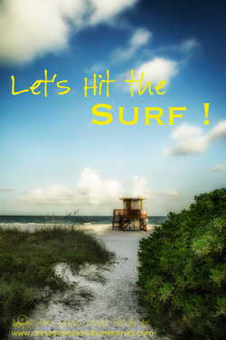 Let's Hit the Surf!