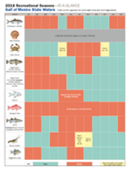 Florida Saltwater Fishing Season Chart.p