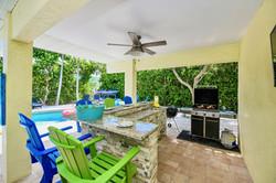 Sirenia Cove Outdoor Bar